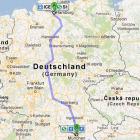 Navigation: Google Maps berechnet Zugverbindungen der Deutschen Bahn