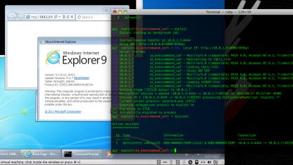 Zero-Day-Exploit im Internet Explorer wird ausgenutzt.