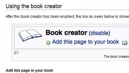 Book Creator: Artikelsammlung für den E-Book-Reader