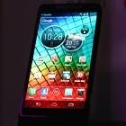 Motorola Razr I: Android-Smartphone mit 2-GHz-Prozessor von Intel