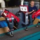 Roboter: Baxter, der freundliche Industrieroboter