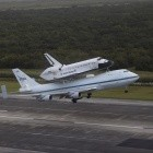Spaceshuttle: Endeavour wird ins Museum geflogen