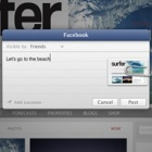 Mac OS X 10.8.2: Apple integriert Facebook in Mountain Lion