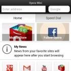 Opera Mini 7.5: Android-Version erhält Smart Page für Facebook und Twitter
