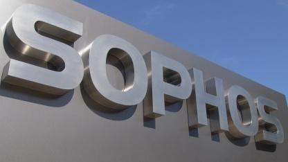 Sophos hält Updatefunktion irrtümlicherweise für Schadsoftware.