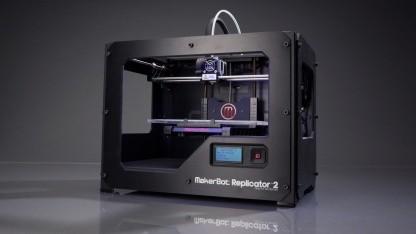 Makerbot Replicator 2: 3D-Drucker im Geschäft anschauen und kaufen