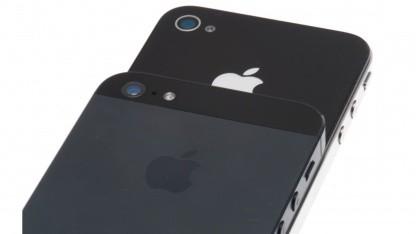 Das neue iPhone hat eine weniger auffällige Rückseite.