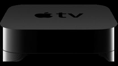 Apple TV erleichtert Accountwechsel.