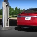 Elektromobilität: Tesla Motors stellt Schnellladesäulen auf