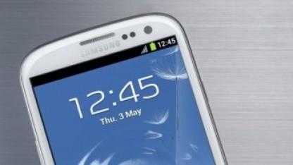Sicherheitsloch im Galaxy S3