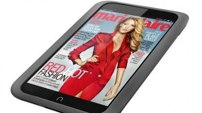 Nook HD: 7-Zoll-Tablet mit der höchsten Auflösung