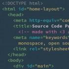 """Open-Source-Font: """"Source Code"""" verschönert Source Code"""