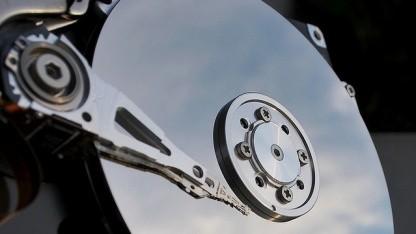 Western Digital bietet nun auch 4 TByte Kapazität an.