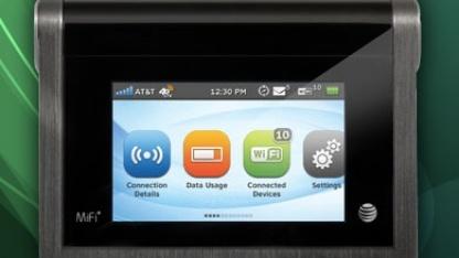 Den Mifi Liberate (Mifi 2) wird es zuerst bei AT&T geben.