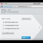 Mozilla Persona: Ein Login fürs ganze Web