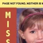 """404 Not Found: """"Seite nicht gefunden, Kind auch nicht"""""""