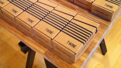 Twine wird endlich ausgeliefert - in noch kleinen Stückzahlen.