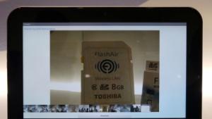 Android-App für Toshibas Flashair