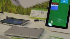 Zwei neue Iconia Tabs von Acer mit Windows 8