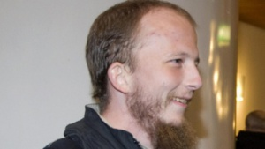 Gottfrid Svartholm Warg im Februar 2009