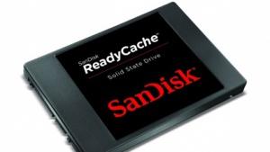 Sandisk bietet in Kürze Cache-SSDs an.
