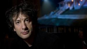 Autor Neil Gaiman setzte gerade zu seiner Dankesrede bei den Hugo Awards an, als der Livestream unterbrochen wurde. (Archivbild)