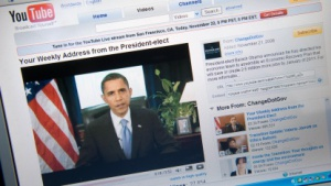 Copyright-Zensur: Youtube blockiert Barack Obama