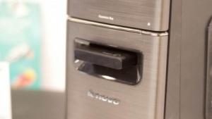 Lenovo-PC mit USM-Steckplatz