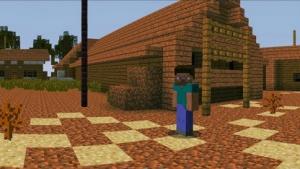 """Block by Block""-Minecraft"