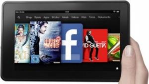 Kindle Fire mit 7-Zoll-Display