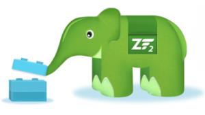 Zend Framework 2 ist fertig.