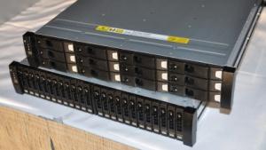Storage-Systeme für 2,5- und 3,5-Zoll-Laufwerke
