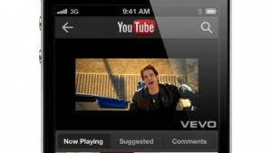 Youtube-App für iOS von Google