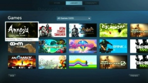 The Big Picture von Steam