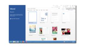 Office 2013 für Windows RT: Weniger Funktionen als das normale Office-Paket