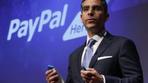 Paypal President  David Marcus im Mai 2012 in Tokio