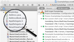 iOS: J2ObjC übersetzt Java in Objective-C