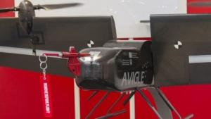Avigle: Senkrechtstarter geht in Flächenflug über.