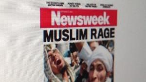 """""""Muslim Rage"""": Newsweek-Cover löst Spott und Ärger aus"""