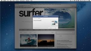 Mac OS X 10.8.2 mit Facebook-Integration veröffentlicht