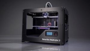 Rapid Prototyping: Makerbot präsentiert neuen 3D-Drucker im eigenen Geschäft