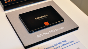 Die neue SSD 840 von Samsung
