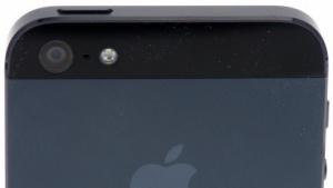 Golem.de-Testmuster vom iPhone 5 war ohne Kratzer.
