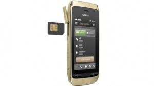 Asha 308 mit Dual-SIM-Funktion