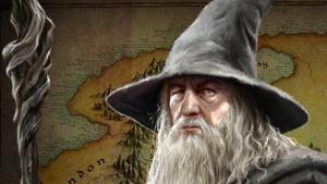 Artwork zu den Hobbit-Spielen