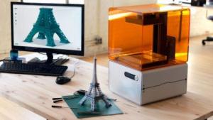 3D-Drucker Form 1: 500.000 US-Dollar nach einem Tag