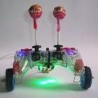 Roboter: Lutscherroboter gewinnt 10-US-Dollar-Roboter-Preis