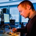 Schneller als herkömmliches WLAN: 1 GBit/s mit der Infrarotlampe
