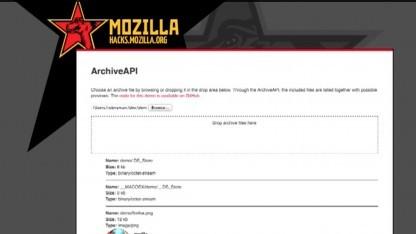 Eine Demo zeigt die Nutzung des Archive-API.