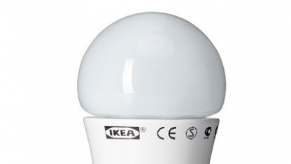 Ikea-LED-Lampe